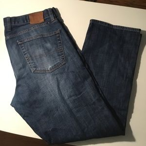 34x30 Men's lucky brand vintage straight jeans